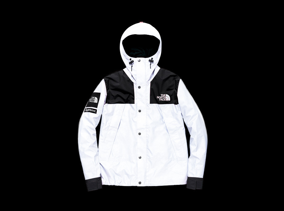 Supreme The North Face Reflective 3m Parka Blvcks Street