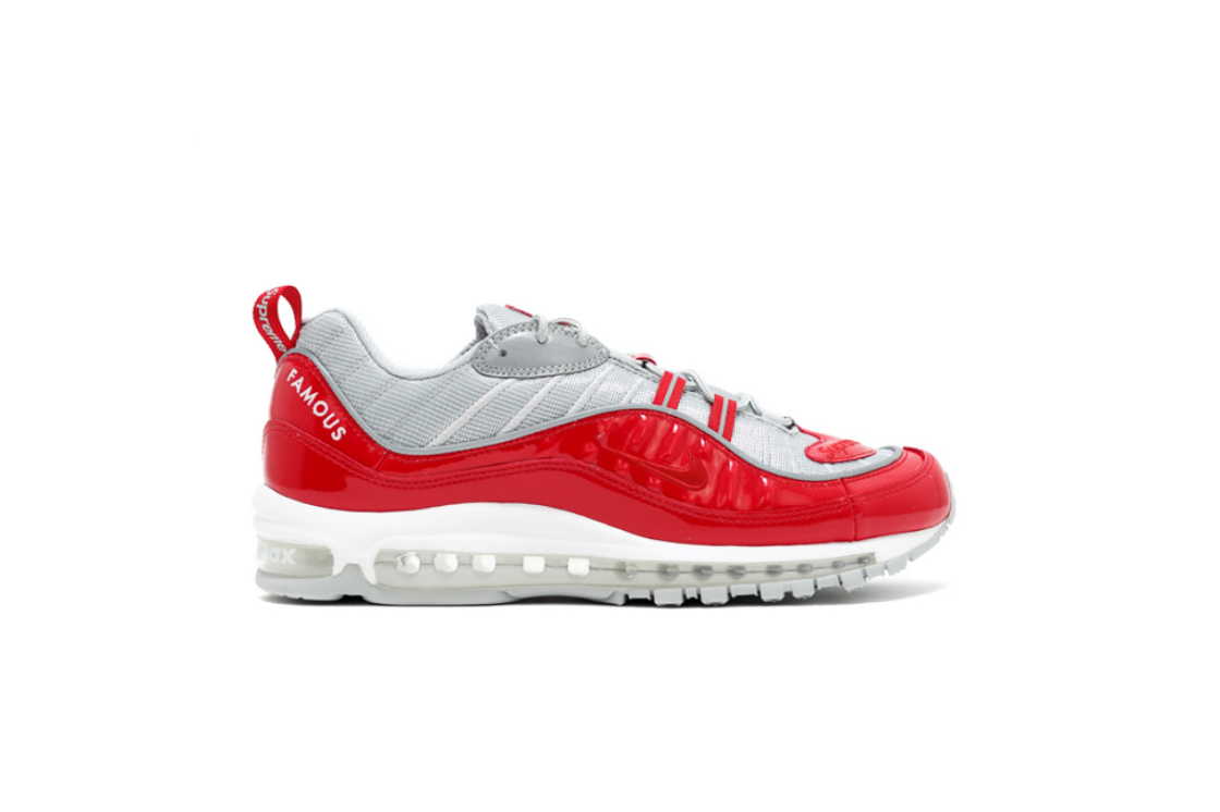 new concept da635 79a7d NIKE X SUPREME Air Max 98