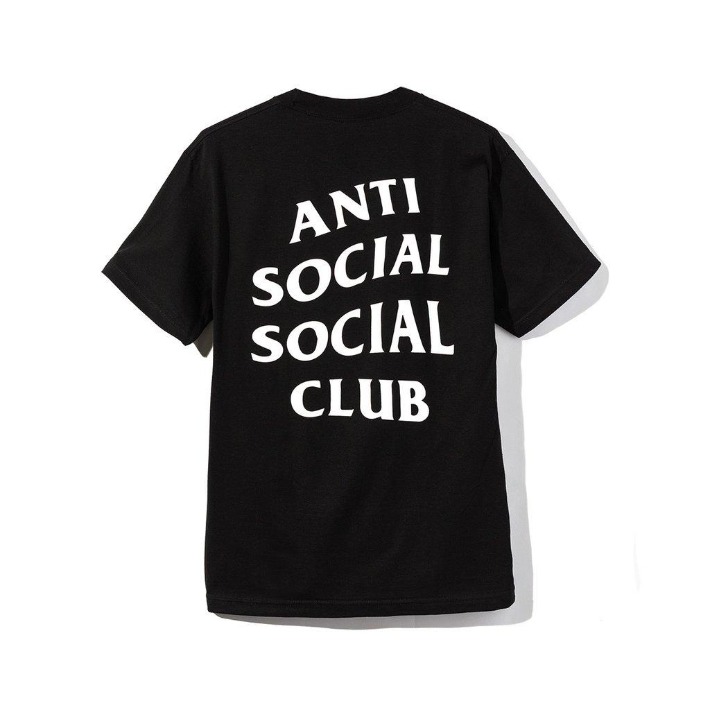 Anti social social club t shirt blvcks street culture for T shirts for clubs