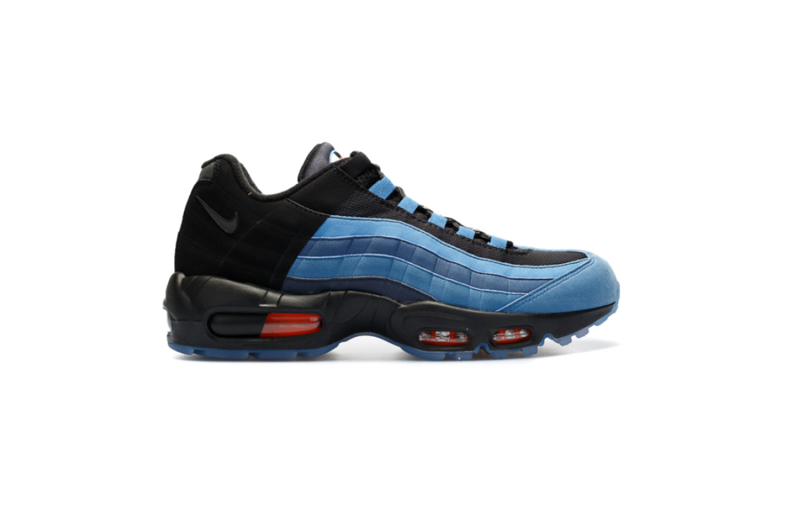 various colors good out x new appearance NIKE Air Max 95 Lebron James