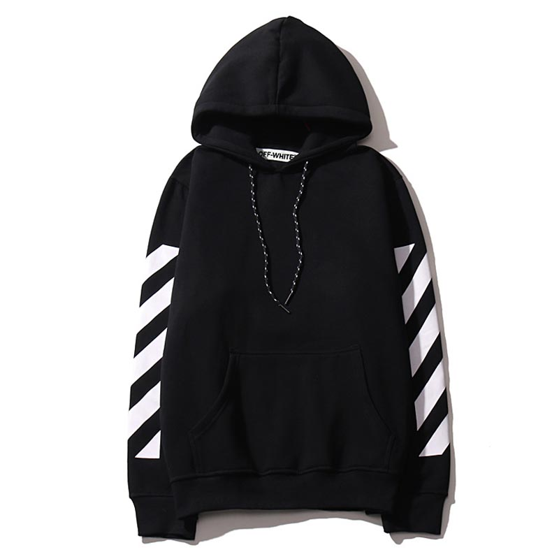 off white hoodie blvcks street culture. Black Bedroom Furniture Sets. Home Design Ideas