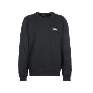 stuessy-basic-logo-app-crew-sweater-schwarz-150-zoom-0