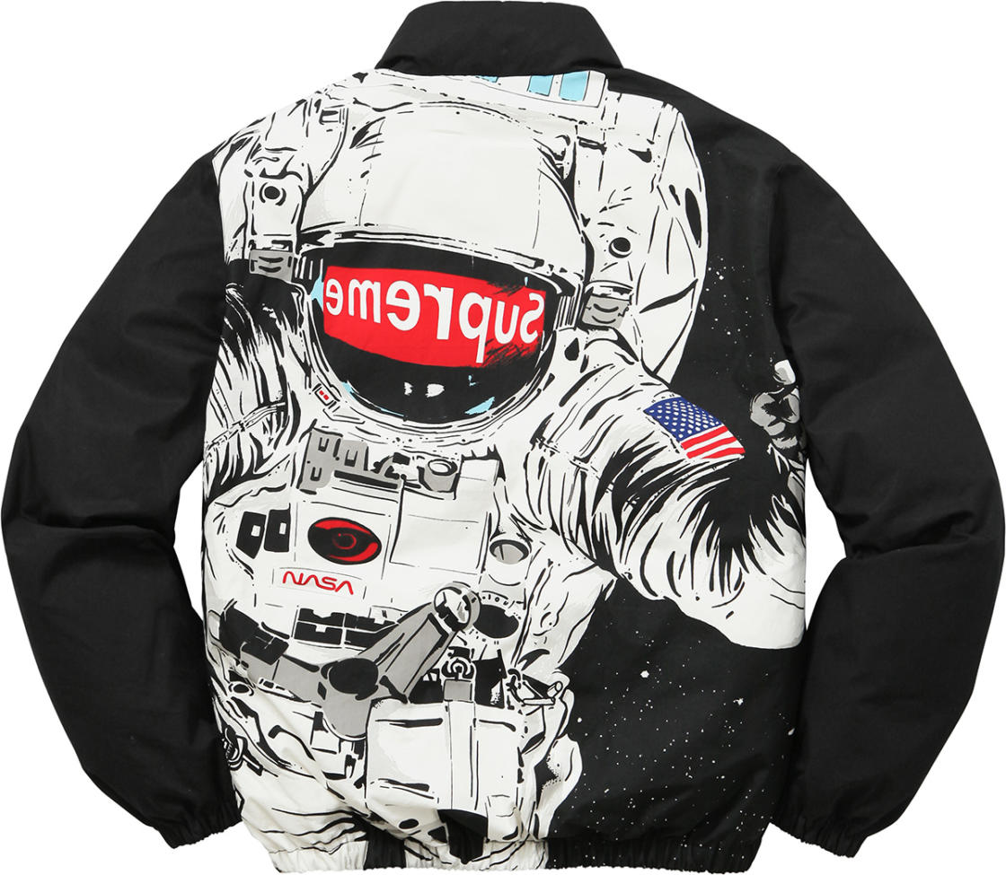 Buy Supreme astronaut jacket affordable| Jacket $80