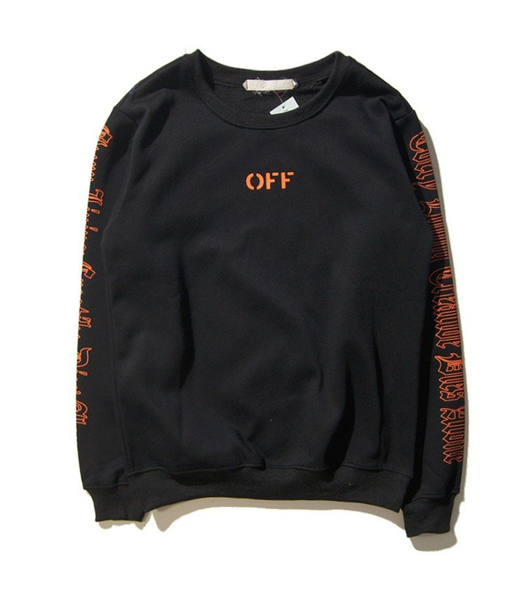 979f28fd7 Buy vlone x off-white crewneck affordable| Hoodie $50