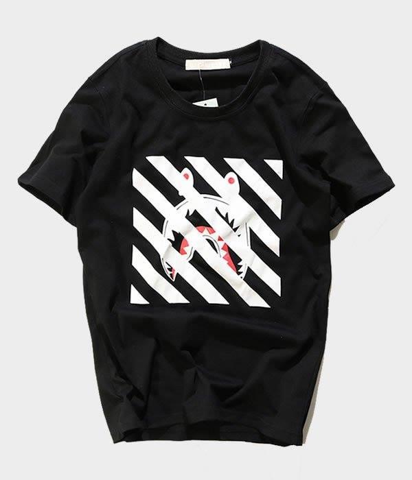 off white x bape t shirt blvcks street culture. Black Bedroom Furniture Sets. Home Design Ideas