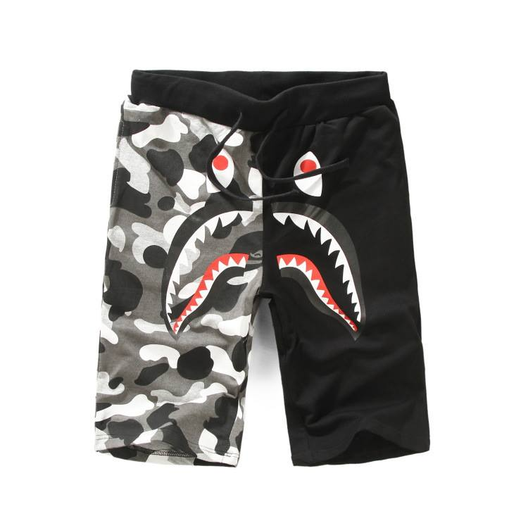 Bape shark shorts | BLVCKS STREET CULTURE