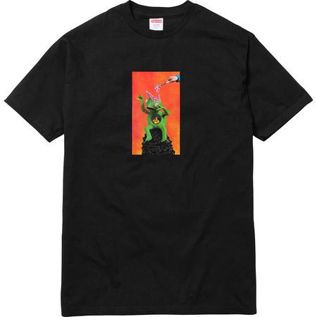Supreme Mike Hill Brains T-shirt   BLVCKS STREET CULTURE