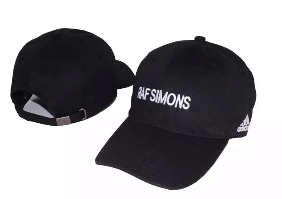 929add09e6ea7 Raf Simons X Adidas Hat Affordable Accesories. Lyst Raf Simons Logo ...