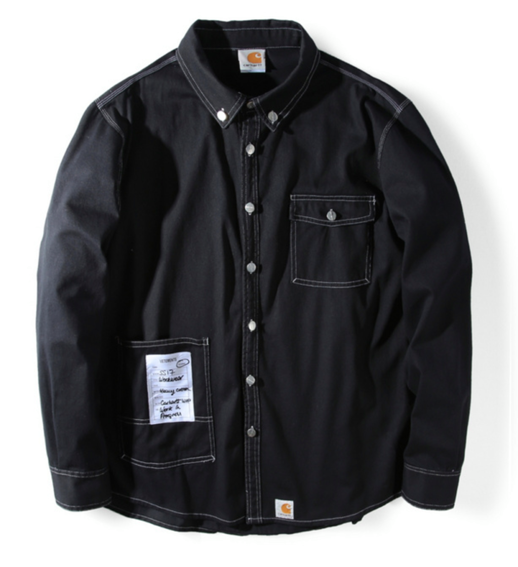 another chance new arrive many styles carhartt x vetements jacket