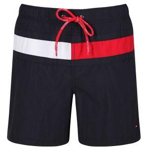 tommy_hilfiger_men_s_nylon_solid_flag_swim_shorts_-_midnight_1