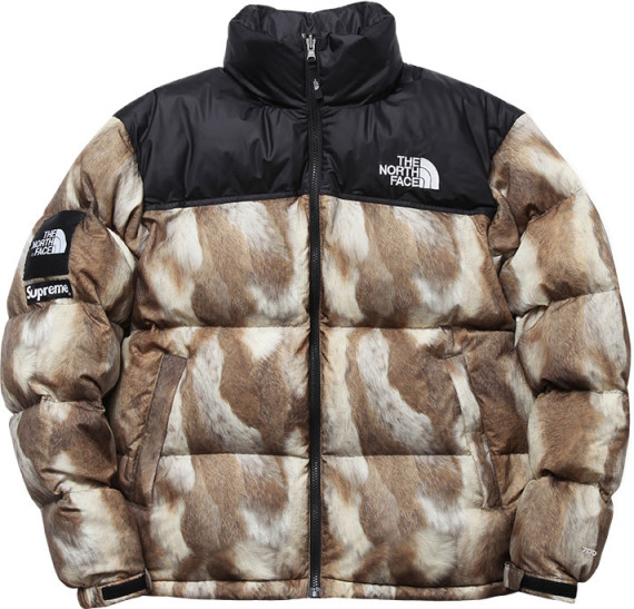 34f0aa950d ... supreme x the north face jacket ...