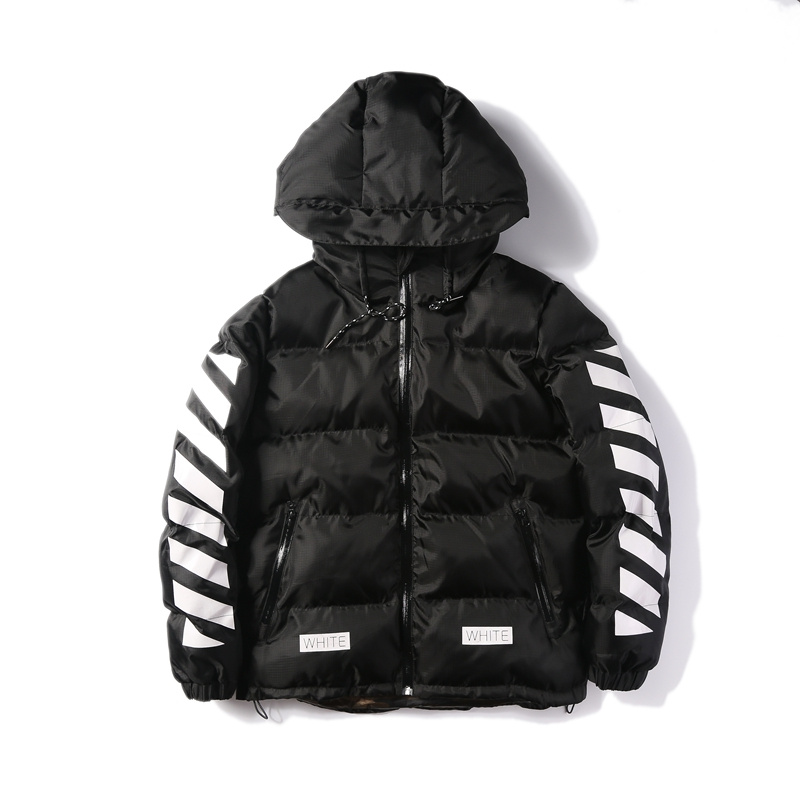 OFF-WHITE WINTER JACKET | BLVCKS STREET CULTURE