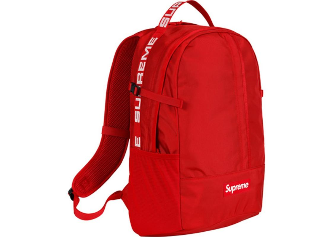 AMAZING SUPREME SS18 BACKPACK | BLVCKS STREET CULTURE