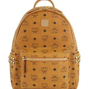Yellow MCM BACKPACK