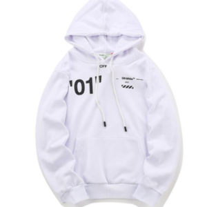 OFF-WHITE 01 HOODIE