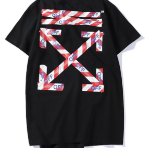 OFF-WHITE T-SHIRT black shit buy online