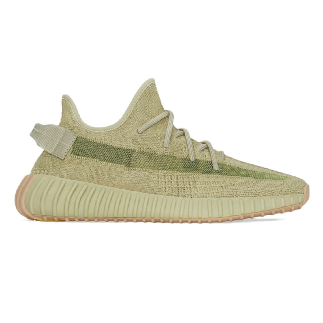 ADIDAS YEEZY BOOST 350 V2 SULFUR SHOES