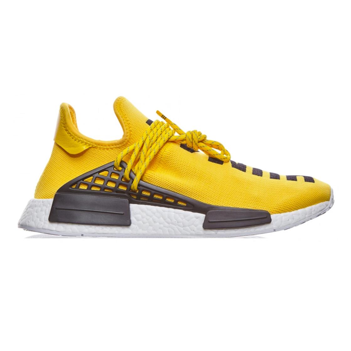 adidas yellow shoe