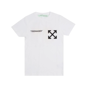 white t-shirt from off-white